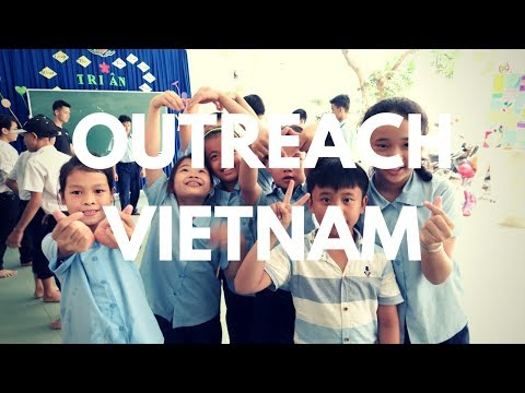 Outreach Vietnam Service Trip 2018