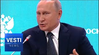 Sparks Fly at Energy Forum: Why Does Russia Blame US For High Oil and Gas Prices?