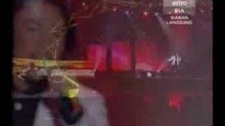 Hanya Sandiwara - Riz AF6 - Konsert Minggu 10