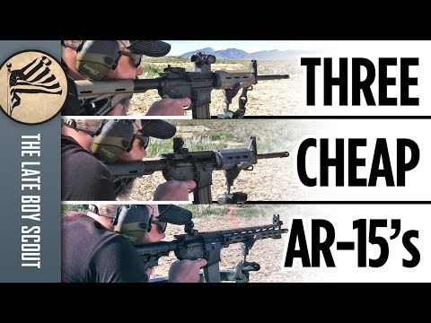 Cheap AR 15's Compared: How Does Palmetto State Armory Stack Up?