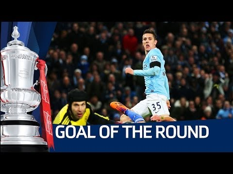 BEST GOALS OF THE ROUND: The FA Cup Fifth Round 2013-14