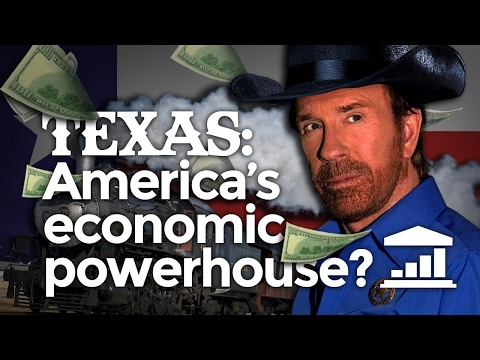 Why is TEXAS so SUCCESSFUL? - VisualPolitik EN