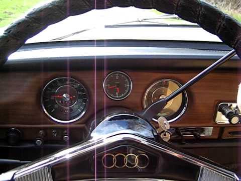 Audi 60  DKW  Autounion  F103   Fahrt