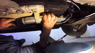 Changer filtre à carburant (gasoil) sur BMW série 1 sport 118d F21