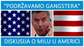 ИН4С: Подржавамо Гангстера. Дискусија о Милу у Америци.