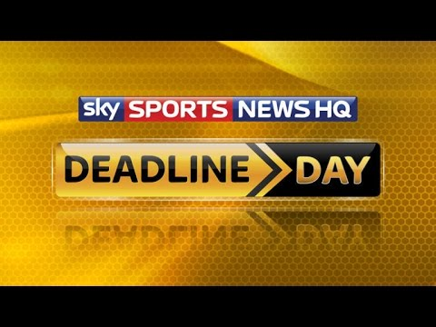 TRANSFER DEADLINE DAY LIVE l SKY SPORTS NEWS HD David Luiz,