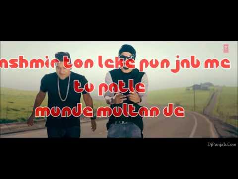 patola Guru Randhawa ft bohemia  lyrical video