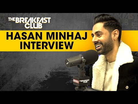 Hasan Minhaj Speaks On Mental Health Rights, Global Censorship, Social Media + More thumbnail