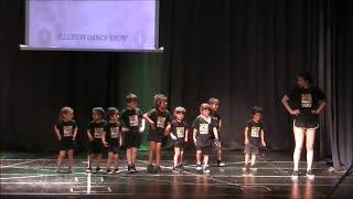 street dance infantil  IDS 8/12/2018
