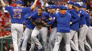 Boomer and Carton: Mets clinch division