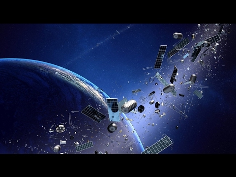 Space Junk Documentary | Space Debris Falling to Earth | Space Junk Falling From The Sky