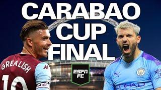 Aston Villa vs. Manchester City: Carabao Cup Countdown Live | ESPN FC