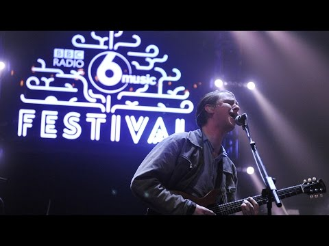 Jamie T - Zombie at BBC 6 Music Festival 2015