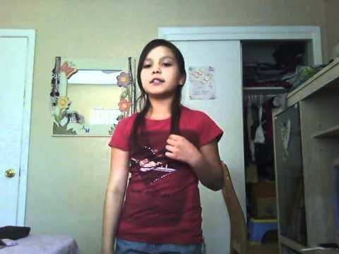 My Mom Interrupted My Singing...Funny..!