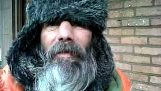 New York's Man With a Golden Voice - Raw Video: Homeless Man's Voice Gets National Buzz