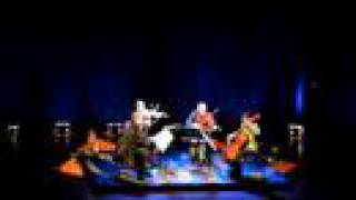 Kronos Quartet (Clint Mansell - The Fountain) Live Madrid