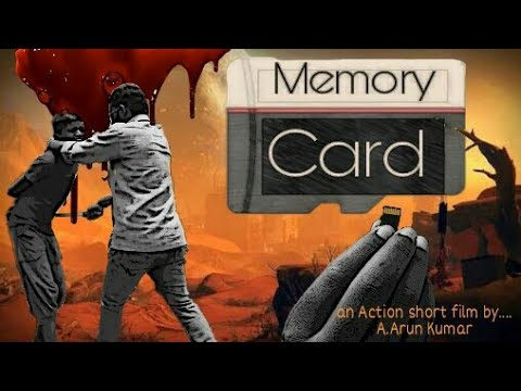 MEMORY CARD an action and thrilling short film by AAK videos DAVY productions.Arun|Dass|Nani|Yeswin