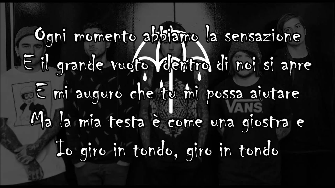 Happy Song  Bring Me The Horizon  Traduzione ITALIANA on screen