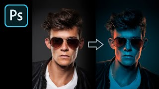How to Fake Color-Gel Ligнting in Photoshop!
