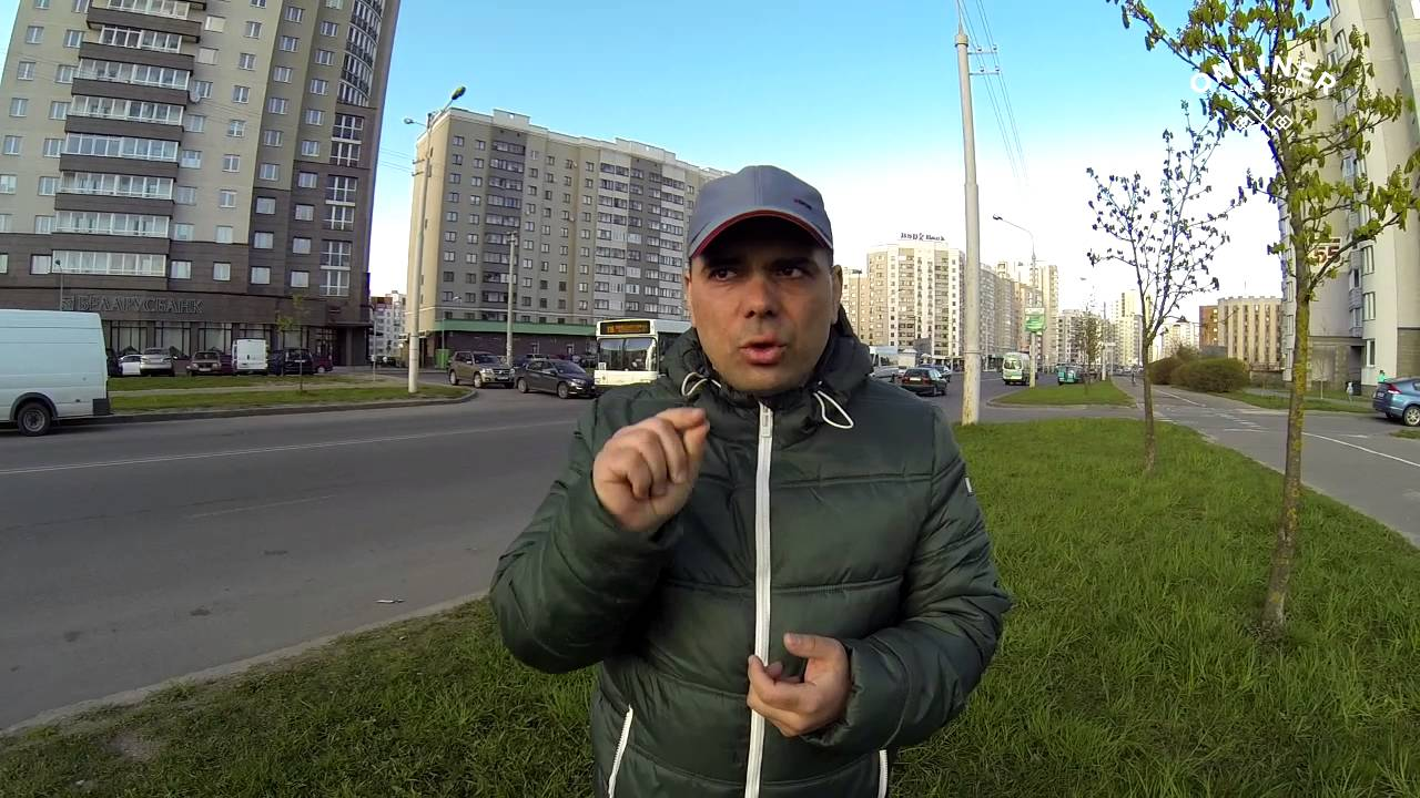 Разбор аварии в Гомеле c Виталием Жуковским