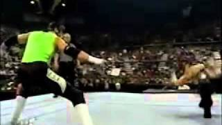The Hurricane vs  Tajiri wwf Cruiserweight Championship Match   Wwf Heat 24 02 2002   VBOX7