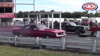 2013 Pure Stock Drags Starting Line round 3