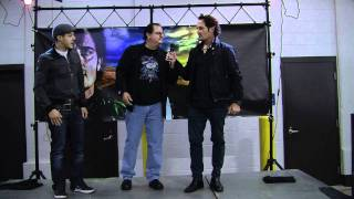"Kim Coates ""TIG"" & Theo Rossi ""JUICE"" from Sons of Anarchy with Two Wheel Thunder Tv.MOV"