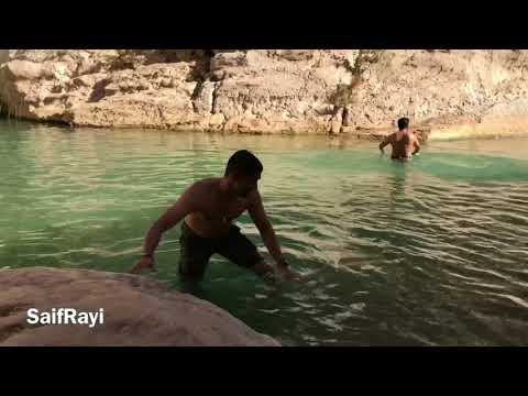 Adventure in Wadi Al Shab (Oman)