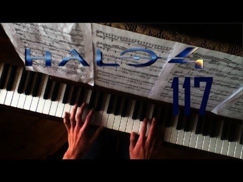 Halo 4 Theme - 117 (Piano Cover)