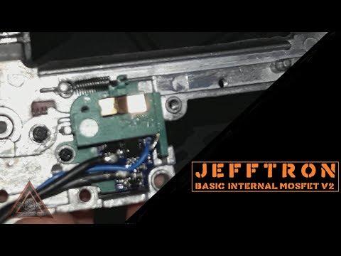 JeffTron Basic Internal Mosfet V2 + RIP R.Lee Ermey ( GER / Review)
