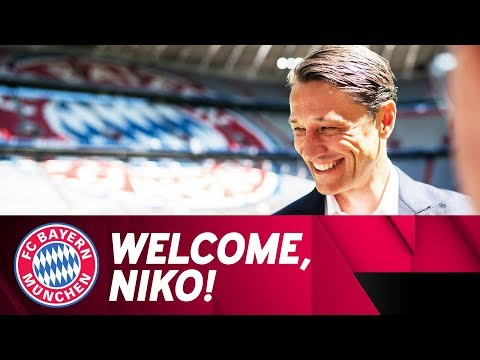 """Special to be able to work here"" - The 1st Interview with Niko Kovac as New FC Bayern Coach"