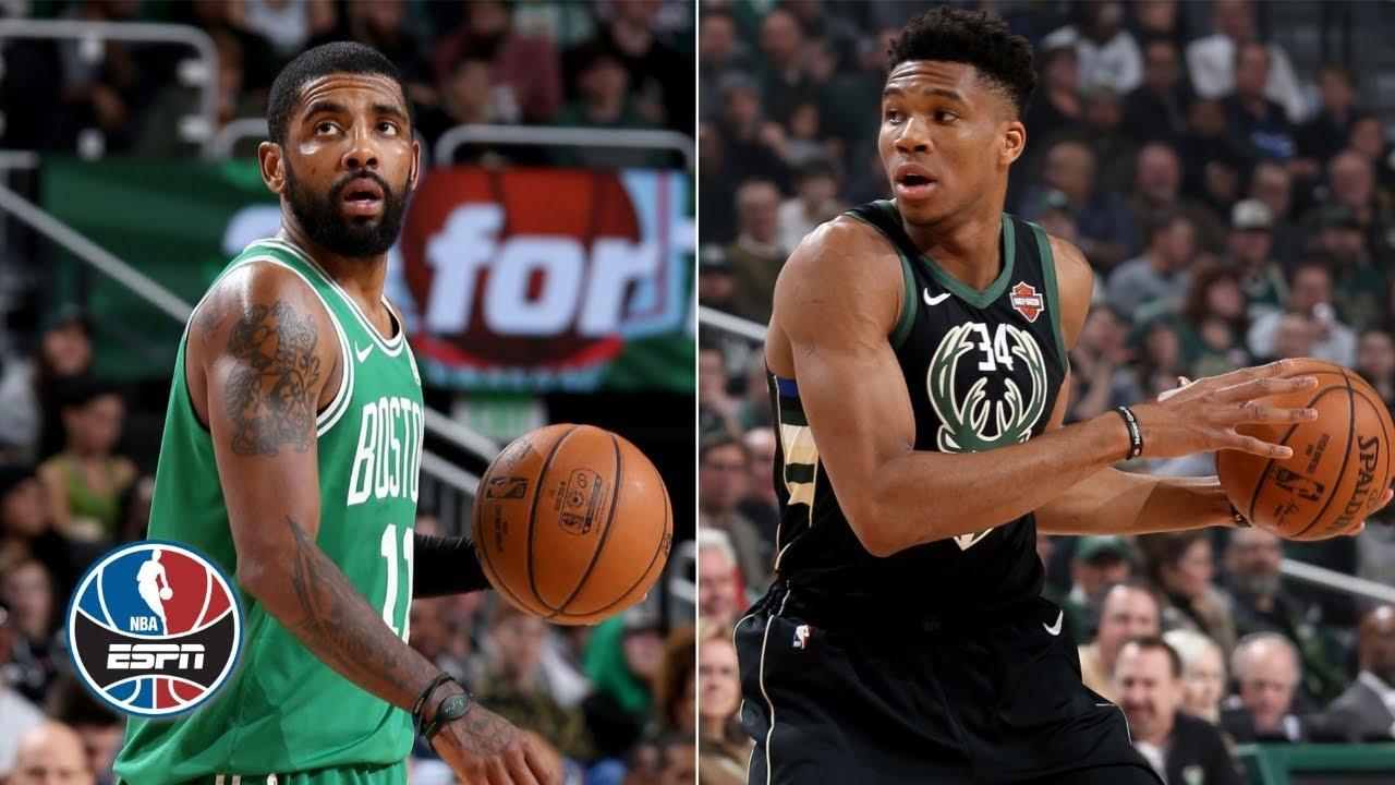 25170b8d7969 Kyrie Irving misses game winner as Celtics fall to Giannis Antetokounmpo