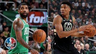 Kyrie Irving misses game winner as Celtics fall to Giannis Antetokounmpo, Bucks | NBA Highlights