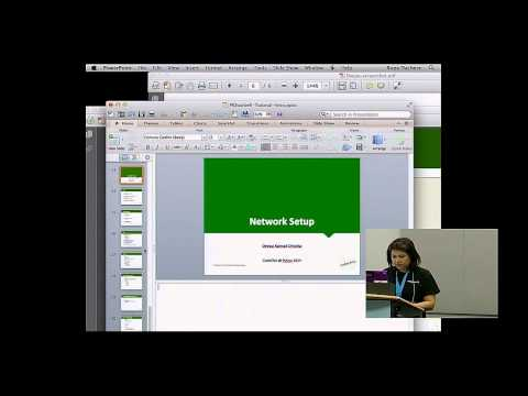 Rupa Dachere, Akkana Peck: Build your own PiDoorbell! Home Automation with Python - PyCon 2014