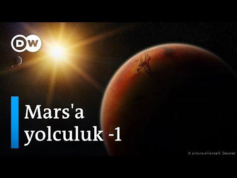 Dünden bugüne insanlığın Mars'a ulaşma çabaları - DW Türkçe