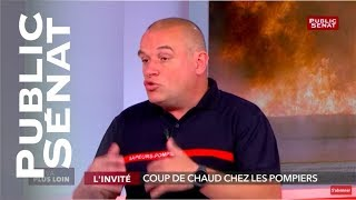 Grève chez les pompiers : « Les effectifs sont fatigués parce que nos missions explosent »