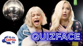 The One With Iggy Azalea And The NYE Party | Quizface | Capital