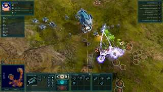 Ashes of the singularity - Episodes - imminent crisis - 1.Quantum Teleport 1-4