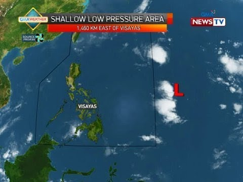 BT: Weather update as of 12:25 p.m. (September 23, 2019)