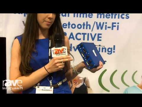 InfoComm 2014: iSIGN Media Group Shows its Smart Player and Smart Antenna