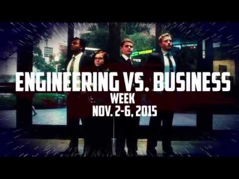 UT Engineering vs. Business Week 2015