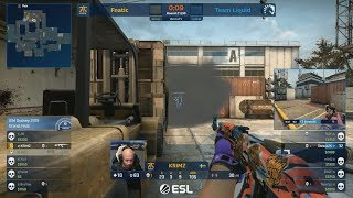 GRAND FINAL - Fnatic vs Team Liquid - IEM Sydney 2019 - CS:GO