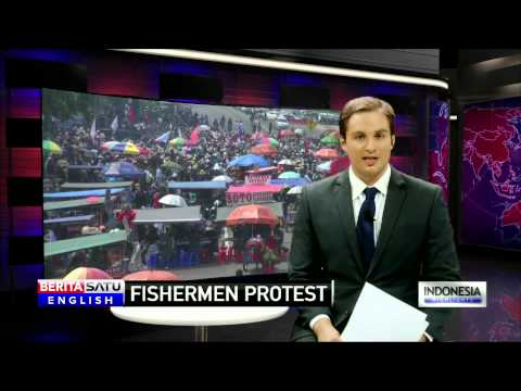 Maritime Ministry's Ban on Dragnet Fishing Inspires Anger in Indonesia