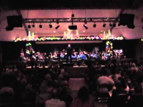 Gulf Shores High School Band Christmas Concert 2011