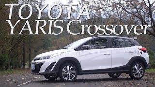 Toyota Yaris Crossover  下盤更穩的長腳鴨 - 試駕 廖怡塵 【全民瘋車Bar】116