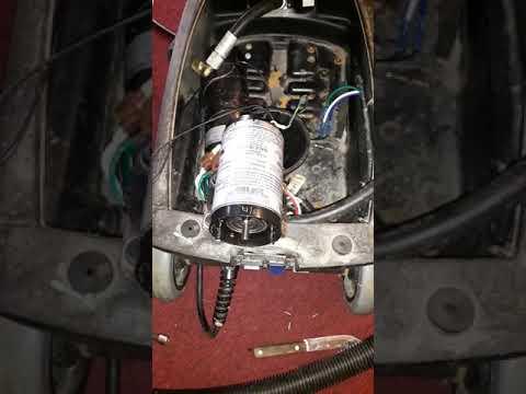 Mytee extractor pump not working fit
