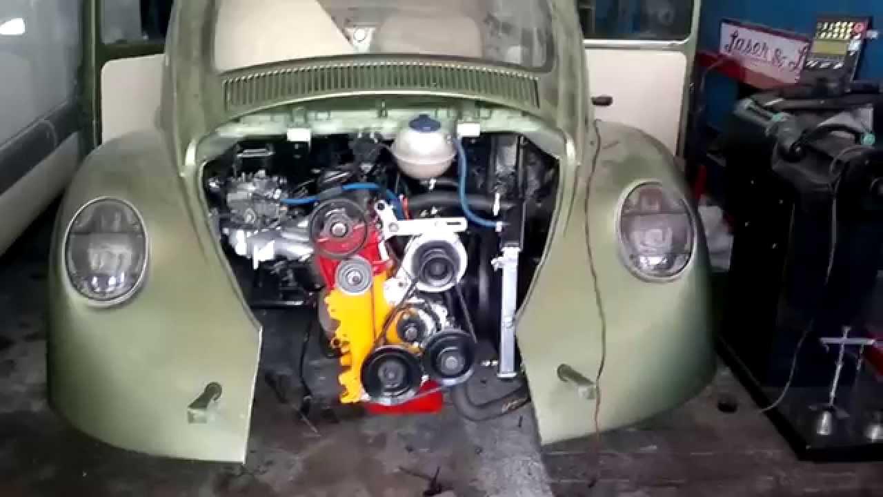 Fusca Motor Ap Coisas Que Fiz No Passado Youtube