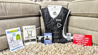 HYDE Wingman Life Vest Unboxing and Review