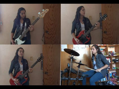 Don't Save Me - HAIM Cover (One Girl Band)