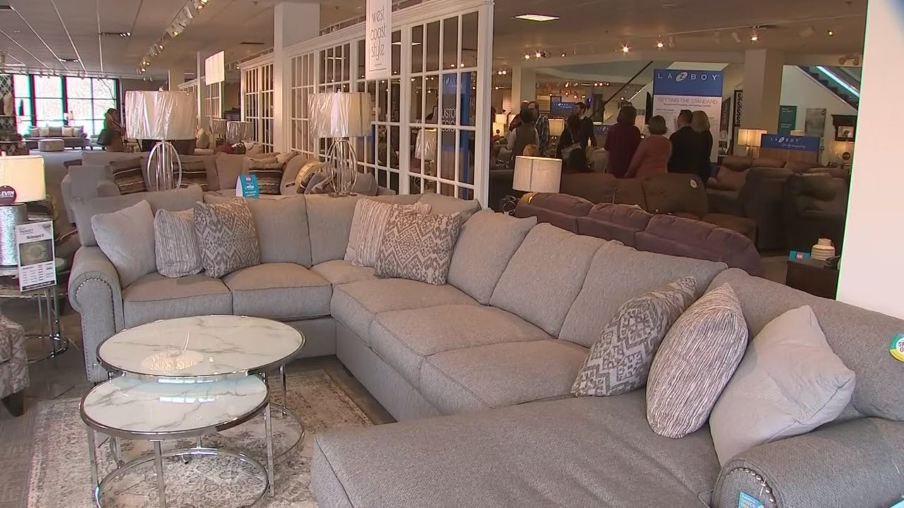 Former owner comes out of retirement to buy Levin Furniture